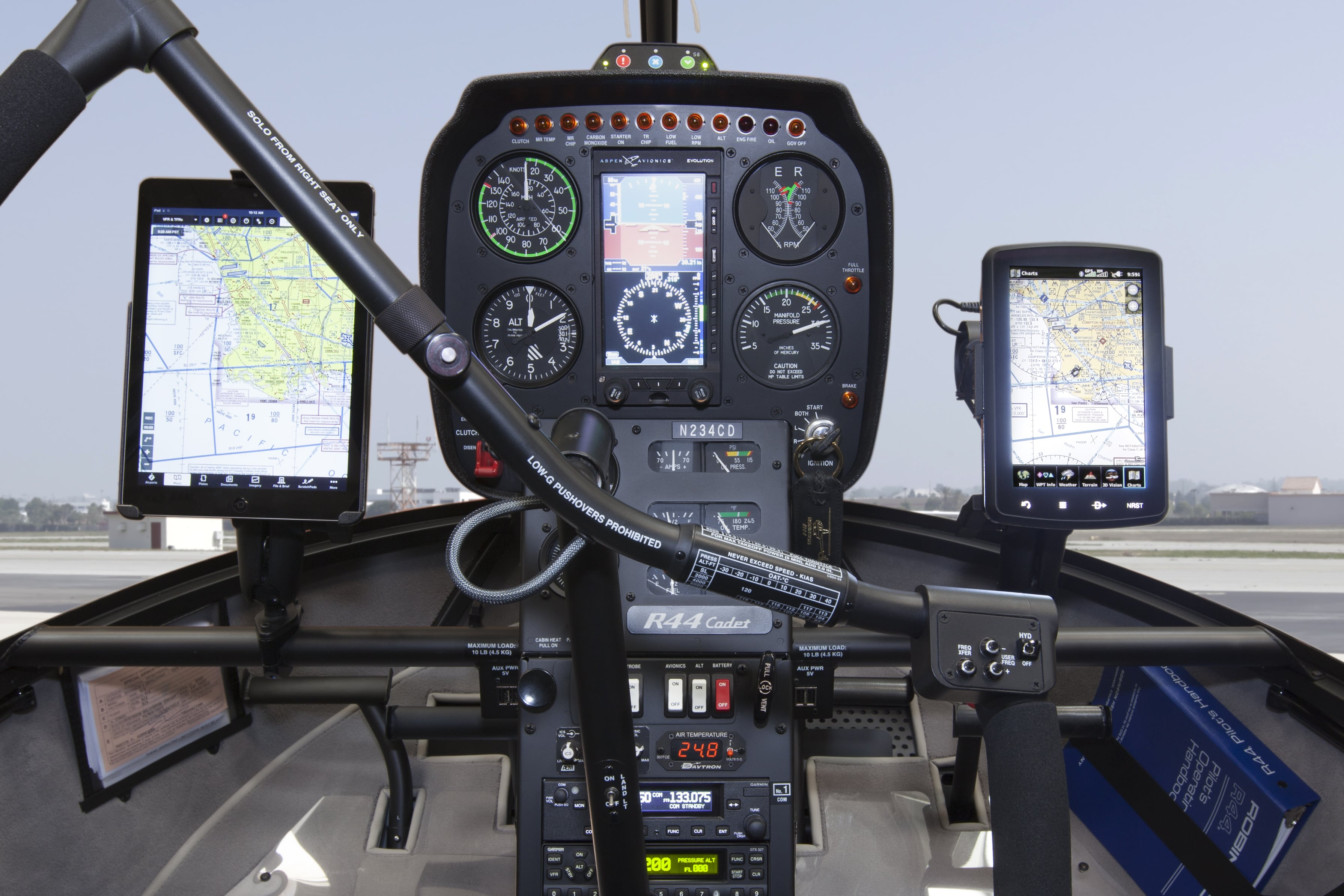 R44 Cadet  U2014 Image Gallery