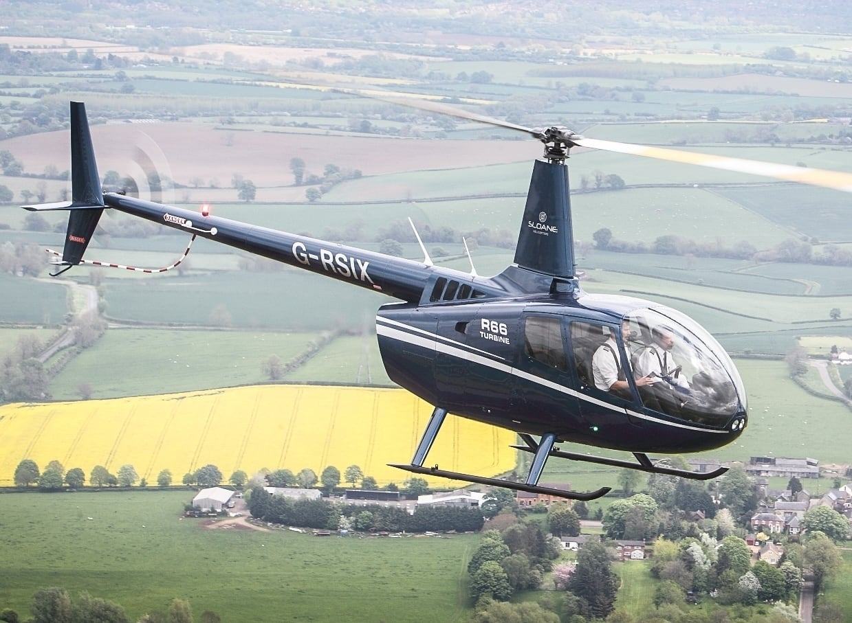 New helicopter sales | Sloane Helicopters | Helicopter Sales and