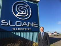 Sloane Helicopters appoints new Director of Sales and Marketing image