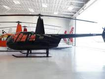 Sloane Helicopters celebrates its 500th new Robinson Helicopter image