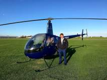 Sloane Helicopters appoints new Robinson Sales Manager image
