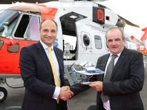 AW109 GrandNew light twin enters Irish VIP market image