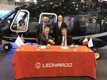 Sloane renews its Leonardo Distributorship Agreement image