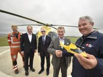 Community Air Ambulance on its Way to Ireland image