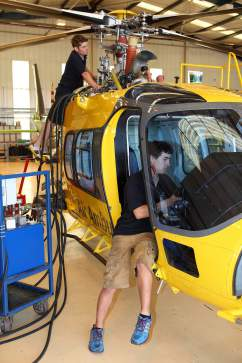 Helicopter Engineering