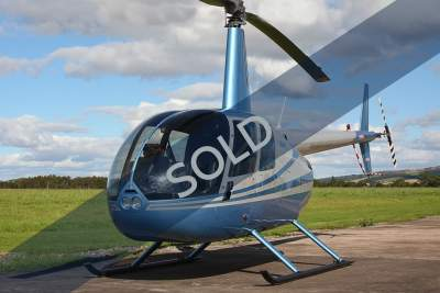 2008 Robinson R44 Raven II - SOLD