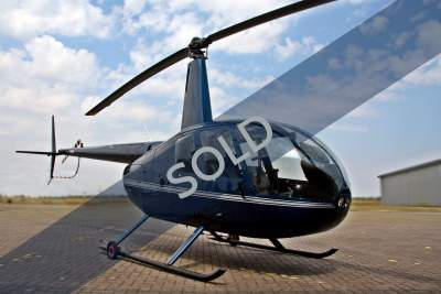 2007 Robinson R44 Raven II - SOLD