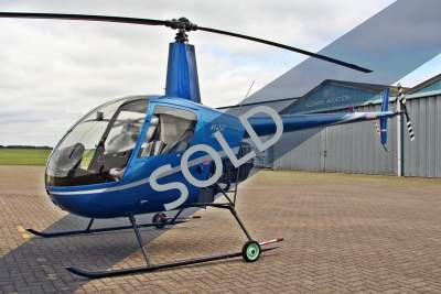 2000 Robinson R22 Beta II - Sold