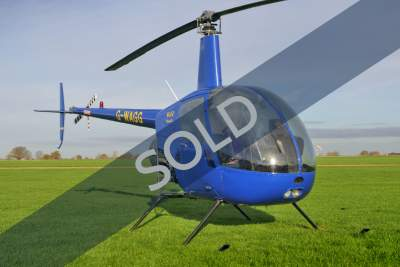 1999 Robinson R22 Beta II - SOLD