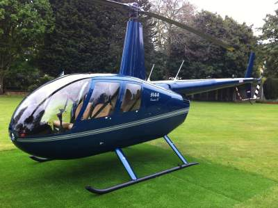 2014 Robinson R44 Raven II - SOLD